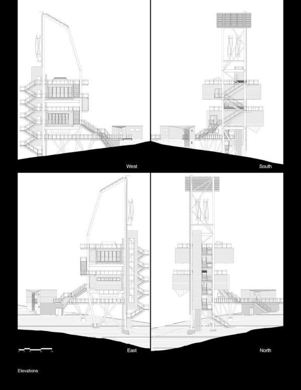 Sections, Image Courtesy © Mithun