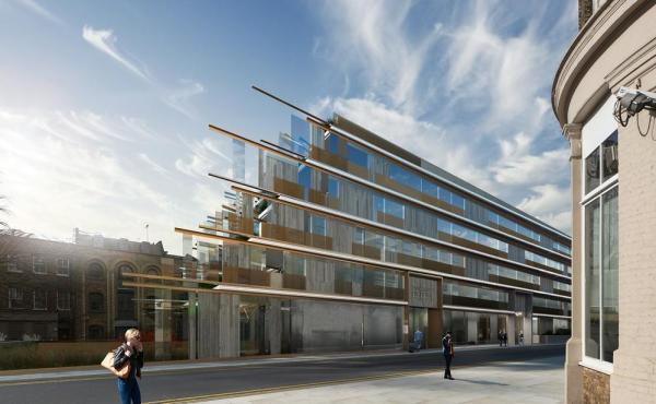 Image Courtesy © Ben Adams Architects