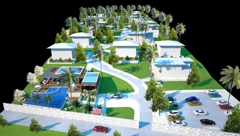 Muwetana residence in monrovia liberia by ova studio ltd for Liberia house plans