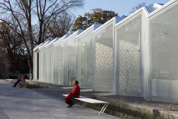 Christchurch Botanic Gardens Centre - Patterson Associates Ltd