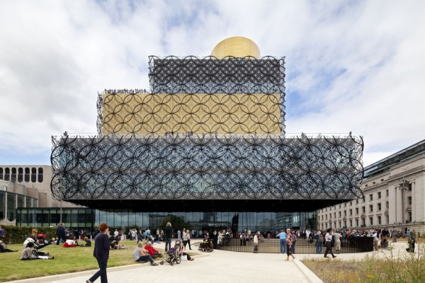 Library of Birmingham - Mecanoo