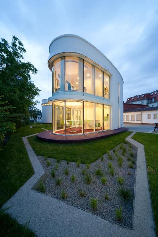 Image Courtesy © Gerd Priebe Architects