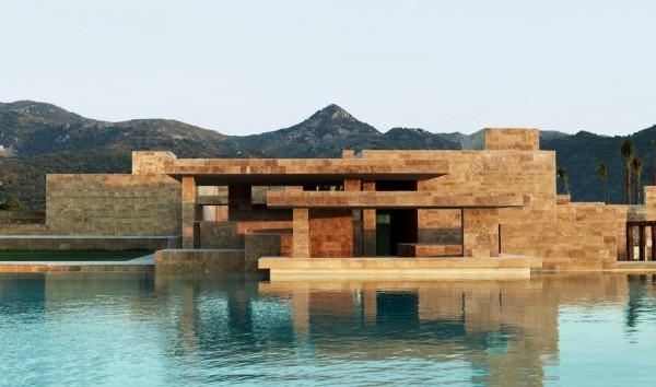 Yalikavak Marina Complex by Emre Arolat Architects