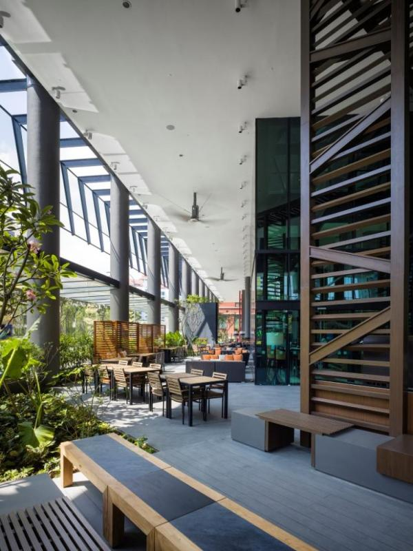 Image Courtesy © RSP Architects Planners & Engineers (Pte) Ltd