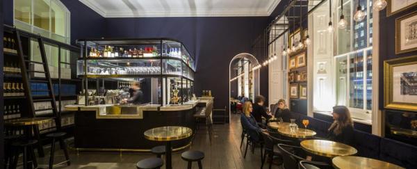 Pennethorne's Cafe Bar second section, Image Courtesy © Gareth Gardner