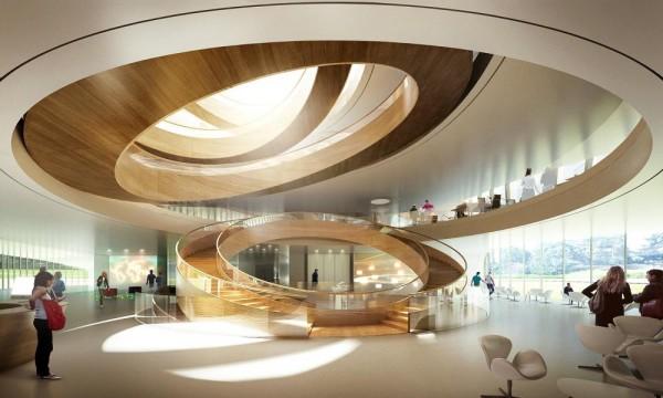 Image Courtesy © 3XN Architecture