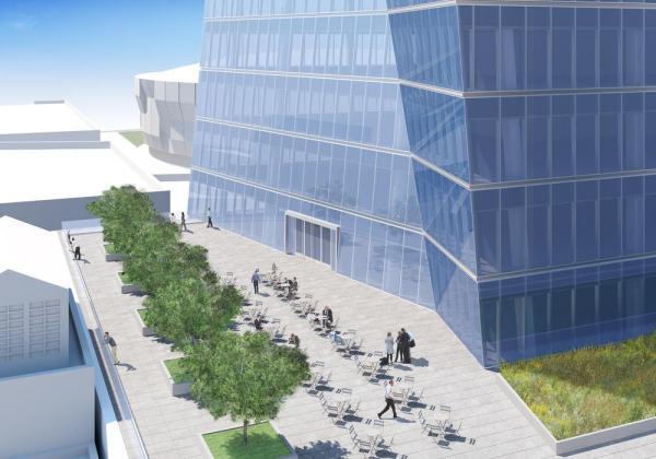 Image Courtesy © Pei Cobb Freed & Partners Architects LLP
