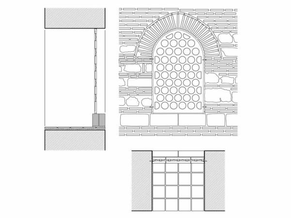 Revzen Window Detail, Image Courtesy © Cafer Bozkurt Architecture