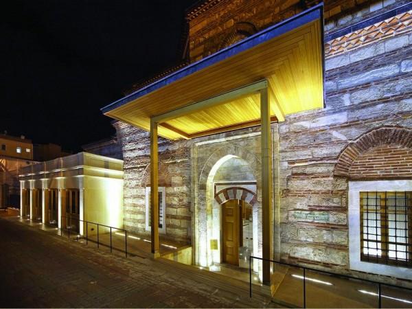 Entrance Façade, Image Courtesy © Cengiz Karliova