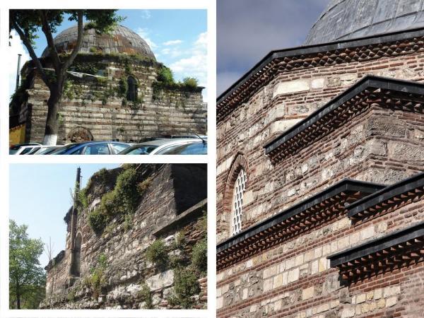 Restoration of the Exterior Façades, Image Courtesy © Sibel Ozkars (old), Cengiz Karliova (new)