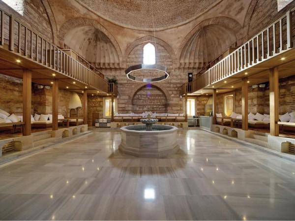 Camegah (frigidarium) After Restoration, Image Courtesy © Cengiz Karliova