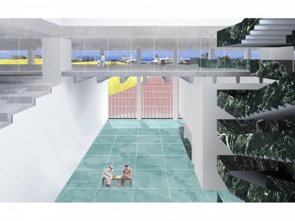Lobby's View, Image Courtesy © U67 (Fabio Gigone + Angela Gigliotti)
