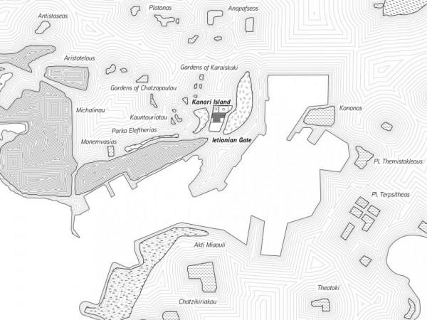 Kanari Island + Ietionian Gate, Image Courtesy © U67 (Fabio Gigone + Angela Gigliotti)