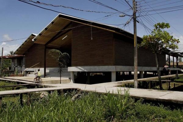 Image Courtesy © Alejandro Arango, architects and Gobernación de Antioquia