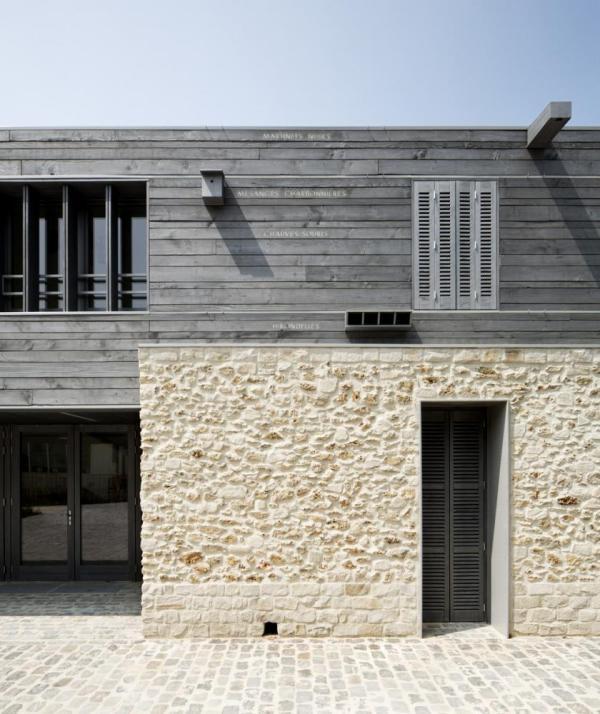Image Courtesy © JOLY&LOIRET ARCHITECTURE AGENCY