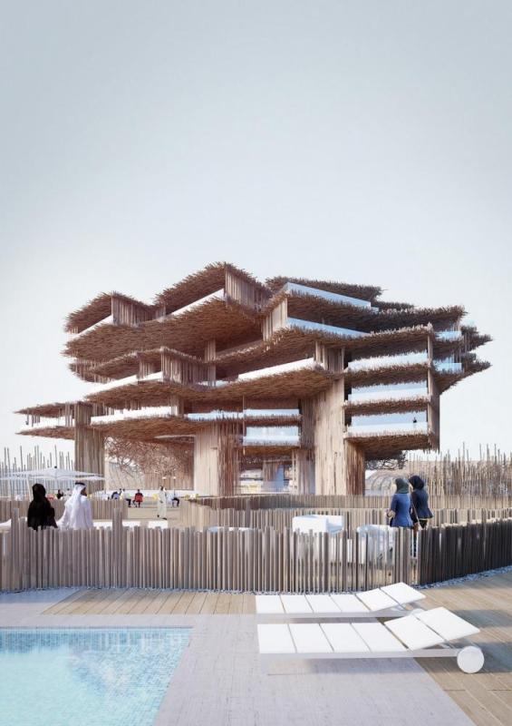 Image Courtesy © AGI architects