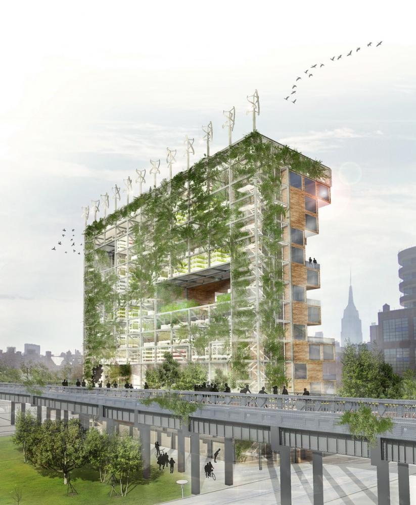 Sky Condo In New York By LATITUDE