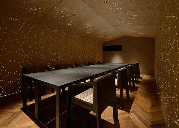 Guest room.(Ground floor), Image Courtesy © Yasutake Kondo