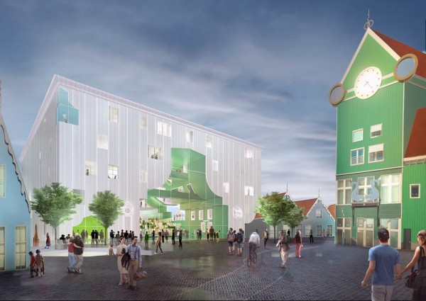 Image Courtesy © MVRDV