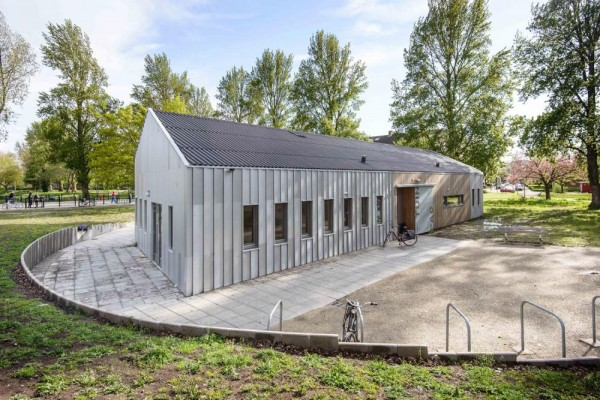 Image Courtesy © Kwint architecten
