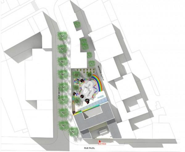 Image Courtesy © Olivier Palatre architectes