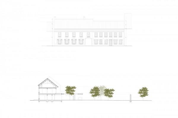 Image Courtesy © Graux & Baeyens Architects