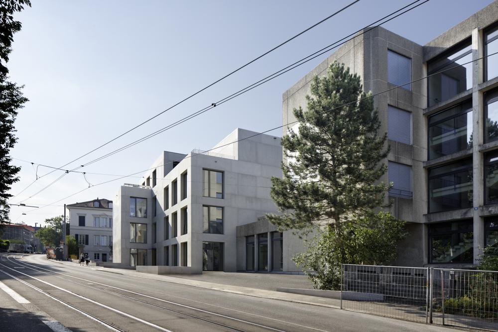 Educational elementary school in zurich switzerland by - Fischer architekten ...