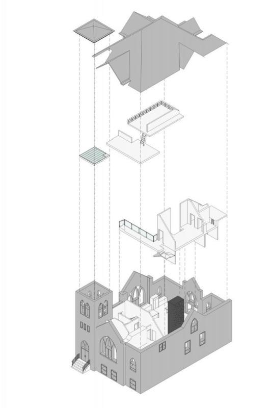 Image Courtesy © Linc Thelen Design and Scrafano Architects