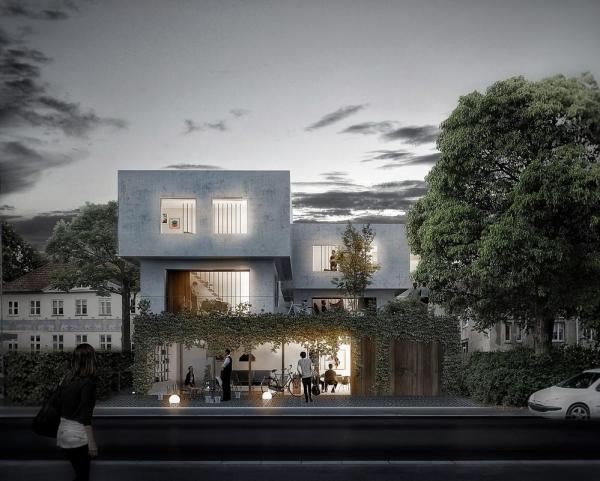 Image Courtesy © WE Architecture + Spacefab