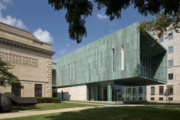 Columbus Museum of Art's new Margaret M. Walter Wing, Image Courtesy © Brad Feinknopf