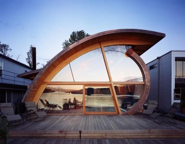 Fennell Residence In Portland Oregon By Robert Harvey Oshatz