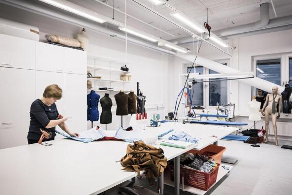 costume shop, Image Courtesy © Tuomas Uusheimo