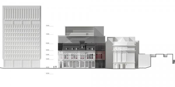 Image Courtesy © Saucier + Perrotte architectes