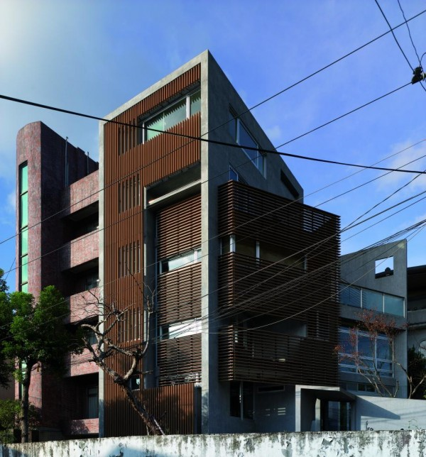 Image Courtesy © KyleYu Photo Studio, Preposition Architecture, Zheng-yi Wang, Dai-ling Lin