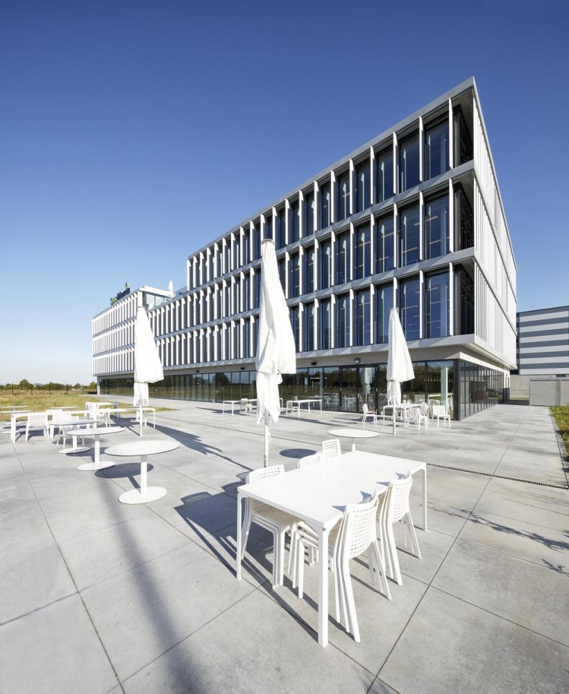 Design house heerlen - Image Courtesy Andreas Horsky