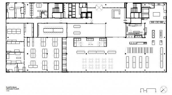 Image Courtesy © TBI Architecture & Engineering, Architectenbureau Olieslagers