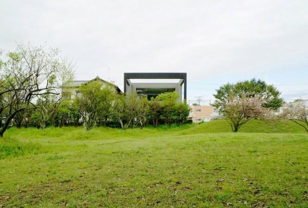 eastern exterior, Image Courtesy © Motoo Nakagawa