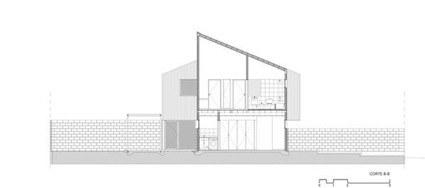 Image Courtesy © GALVEZ - AUTUNNO arquitectos
