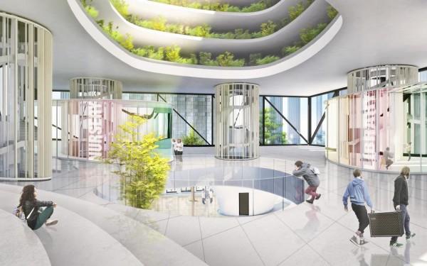Image Courtesy © DFG Architetti