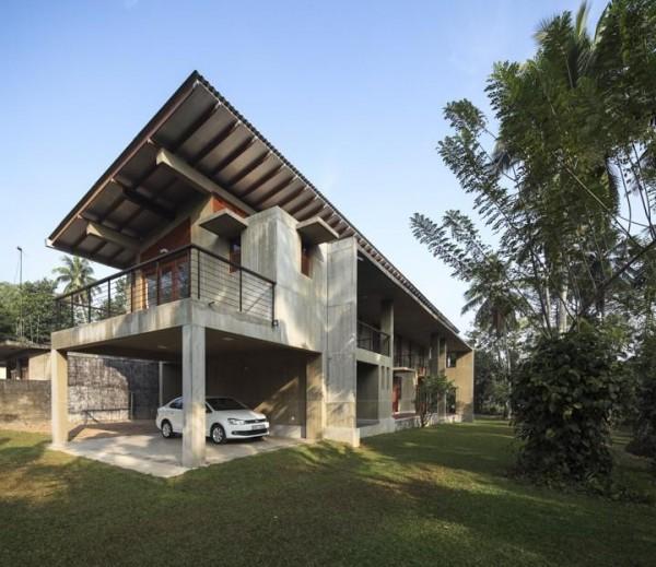 Polwaththa House In Pannipitiya Sri Lanka By Chinthaka