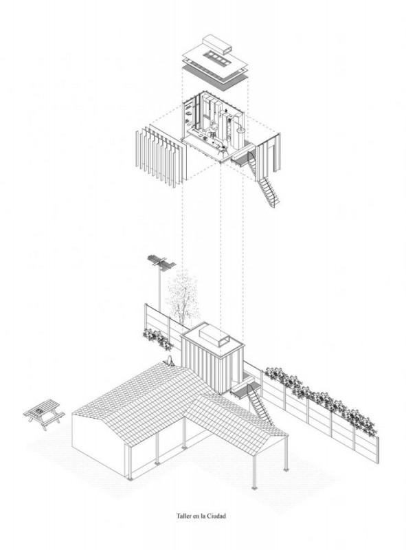 Image Courtesy © Romero Silva Arquitectos