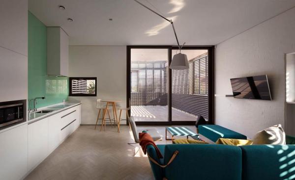young generation room, Image Courtesy © Andrey Avdeenko