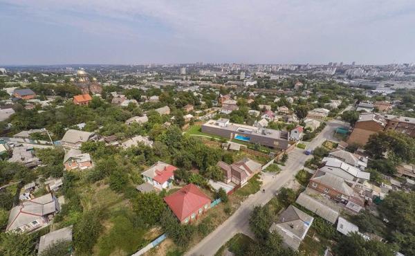 aerial view, Image Courtesy © Andrey Avdeenko