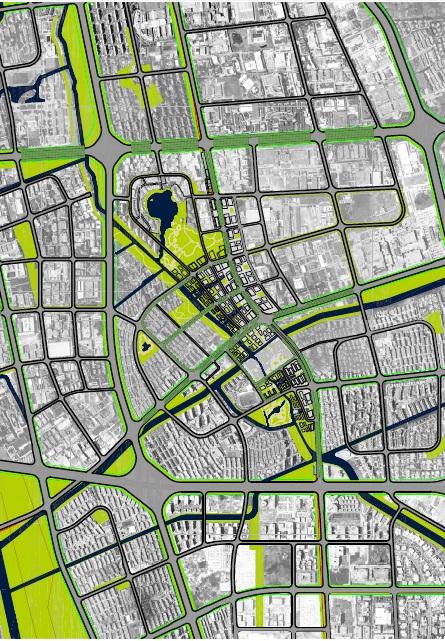 Masterplan, Image Courtesy © Willmore