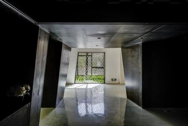 Main Hall, Image Courtesy © Atelier Alter