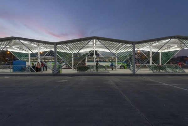 Image Courtesy © CAZA (Carlos Arnaiz Architects)