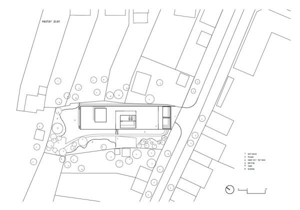 master plan, Image Courtesy © DROZDOV & PARTNERS Ltd.