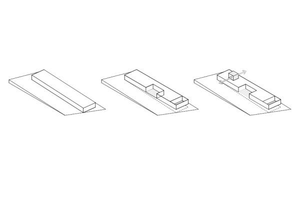 form generation scheme, Image Courtesy © DROZDOV & PARTNERS Ltd.