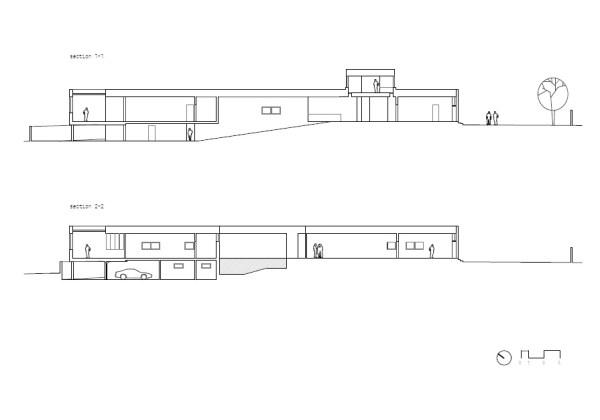 sections, Image Courtesy © DROZDOV & PARTNERS Ltd.