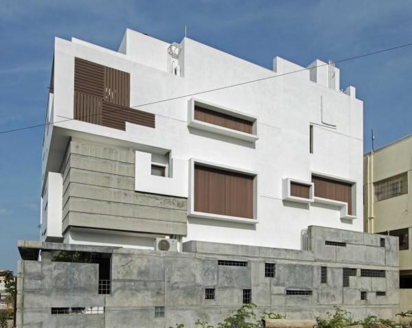 Image Courtesy © Murali Architects